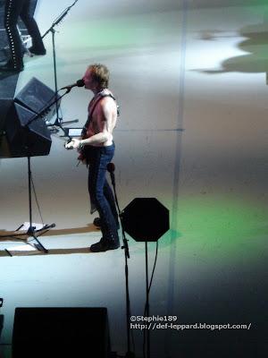 Phil Collen, Def Leppard 2008