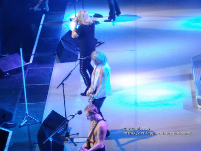 Phil Collen, Rick Savage, & Joe Elliott - Def Leppard - 2008