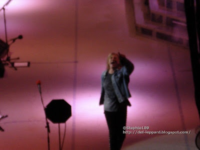 Joe Elliott - Def Leppard - 2008