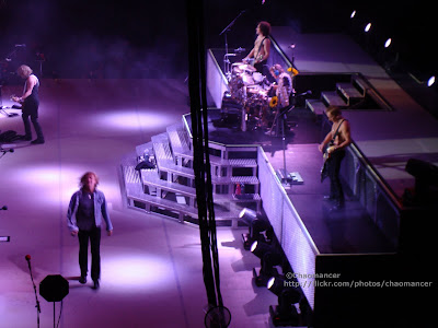 Joe Elliott, Rick Savage, Vivian Campbell, Rick Allen, & Phil Collen - Def Leppard - 2008
