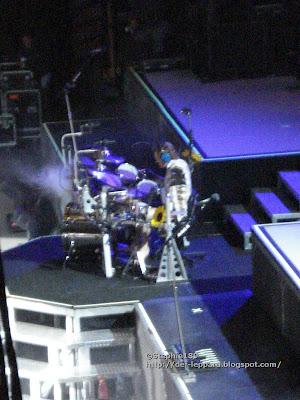 Rick Allen - Def Leppard - 2008