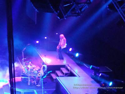 Rick Allen and Rick Savage - Def Leppard - 2008