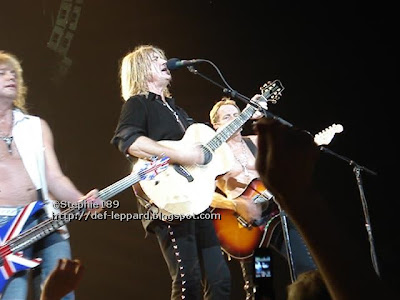Sav, Joe, & Phil - Def Leppard - 2008