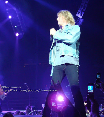 (Phil Collen &) Joe Elliott - Def Leppard - 2008