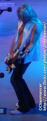 Rick 'Sav' Savage - Def Leppard - 2008