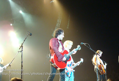 (Joe Elliott &) Vivian Campbell, Rick Savage, & Phil Collen - Def Leppard - 2008
