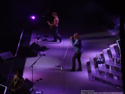 Vivian Campbell, Joe Elliott, & Phil Collen - Def Leppard - 2008