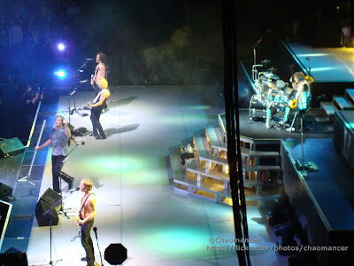 Phil Collen, Joe Elliott, Rick Savage, Vivian Campbell, & Rick Allen - Def Leppard - 2008