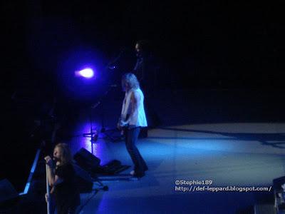 Joe Elliott, Rick Savage, & Vivian Campbell - Def Leppard - 2008