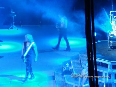 Phil, Sav, & Viv - Def Leppard - 2008