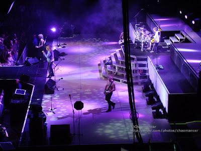 Phil, Joe, Sav, Viv, and Rick - Def Leppard - 2008