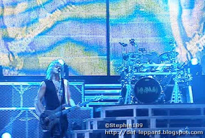 Sav and Rick - Def Leppard - 2008