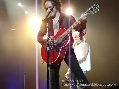 Viv and Sav - 2008- Def Leppard