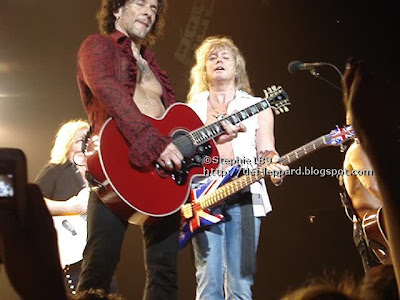 (Joe and) Viv and Sav (and Phil) - 2008 - Def Leppard