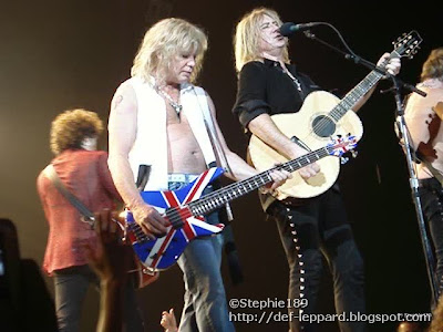 Viv, Sav, Joe, and Phil - 2008 - Def Leppard