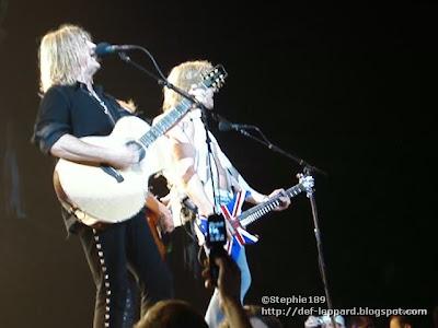 Joe and Sav - 2008 - Def Leppard