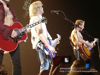 (Viv) Sav and Phil - 2008 - Def Leppard