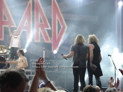 Rick, Vivian, Joe, and Sav - 2008 - Def Leppard