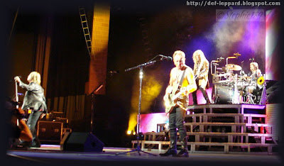 Joe, Phil, Sav, and Rick - 2009 - Def Leppard
