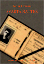 Kinky lankekoff: svarta ntter