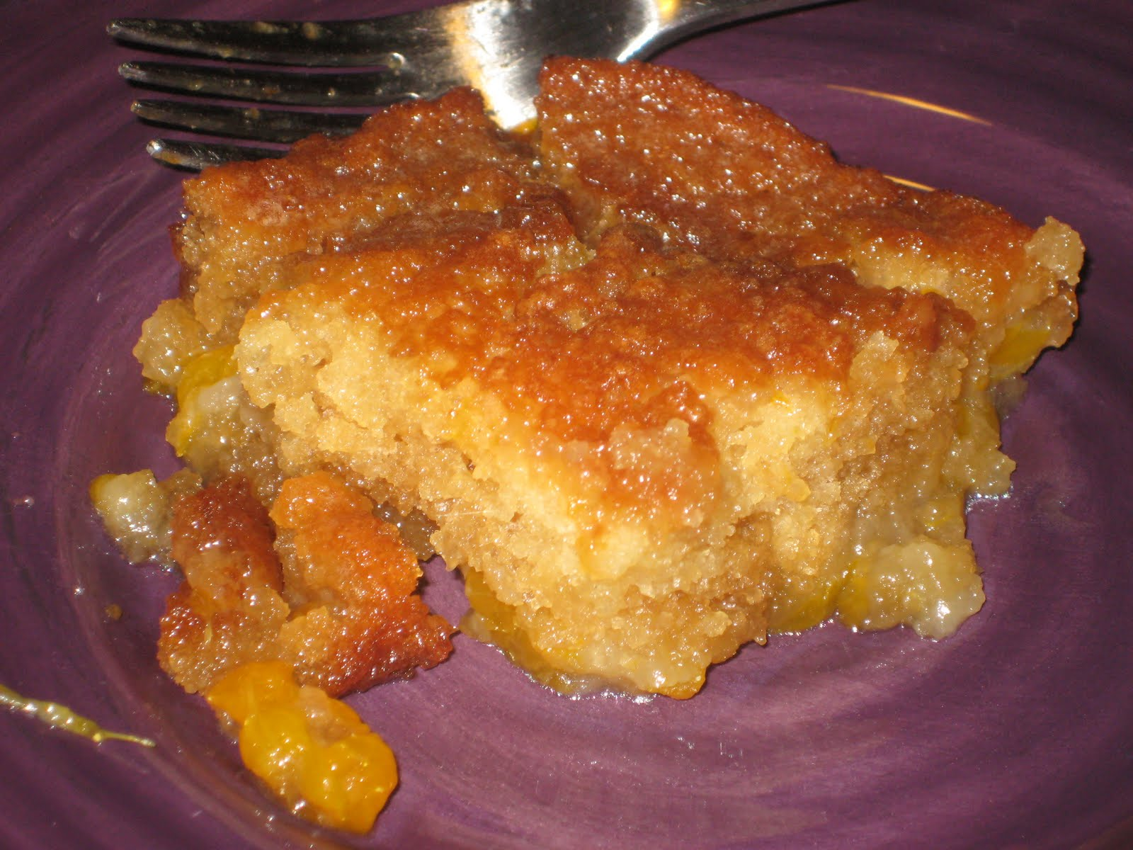 Foodie Fairytale: Mandarin Orange Poke Cake