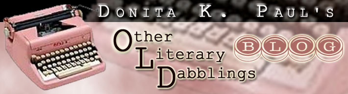 The O.L.D. Blog - Other Literary Dabblings