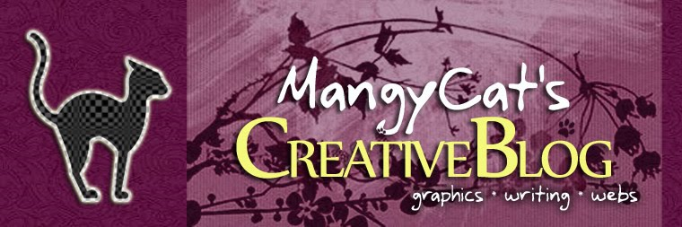 MangyCat's Creative Blog