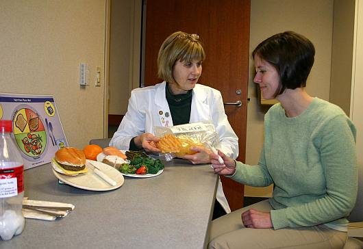 What to Expect When You Work with a Dietician