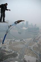 Mae é Verdade saltei da maior torre do mundo