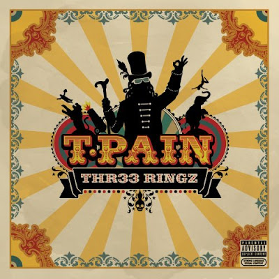 T Pain   Thr33 Ringz ExplicitRetail preview 0