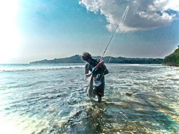 From shore … pesca tropicale da terra #4