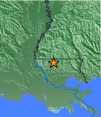 EARTHQUAKE HITS LOUISIANA