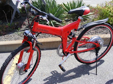 Electric Bike with Li-Ion Battery