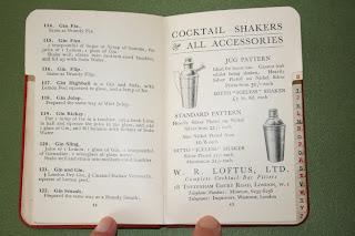 Vintage Cocktail Recipes