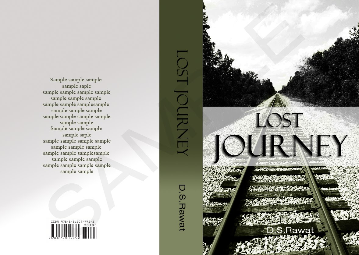 Designs & Creations: Sample Book Cover