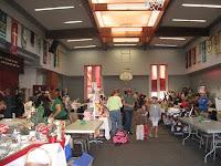 church craft fair