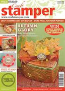 Featured in Craft Stamper October 2010