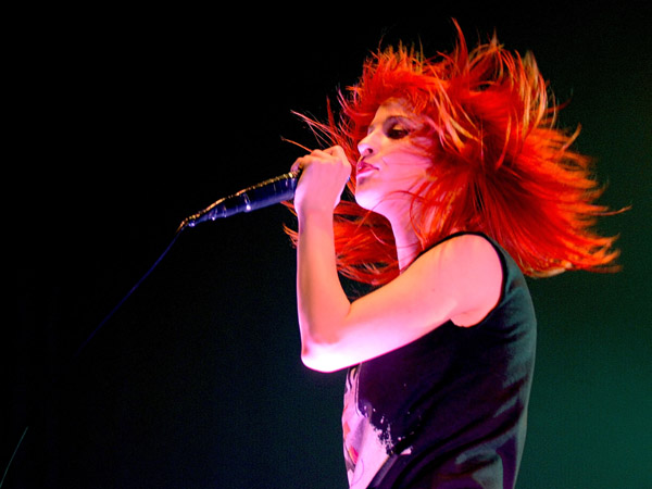 hayley williams hair decode. hayley williams hair. Peace