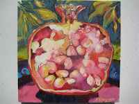 Pomegranate by Susie Ranager