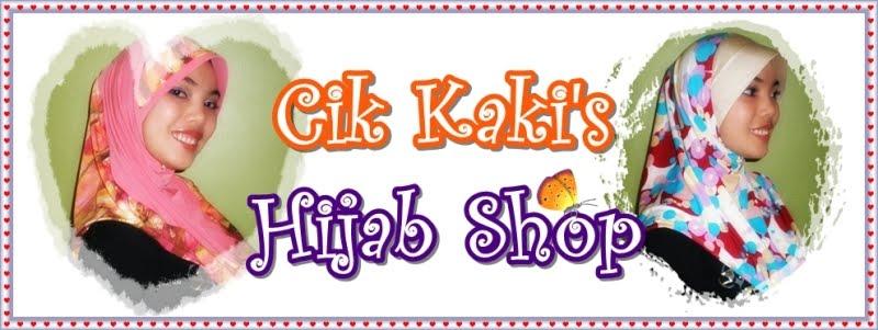 Cik Kaki's Hijab Shop