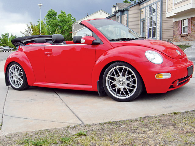 volkswagen beetle convertible red. Volkswagen Beetle Convertible
