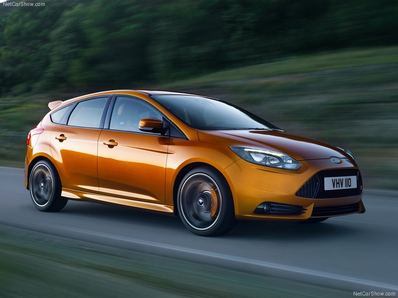Novo Ford Focus ST 2012. Veja o novo designe do novo Ford Focus Para 2012.