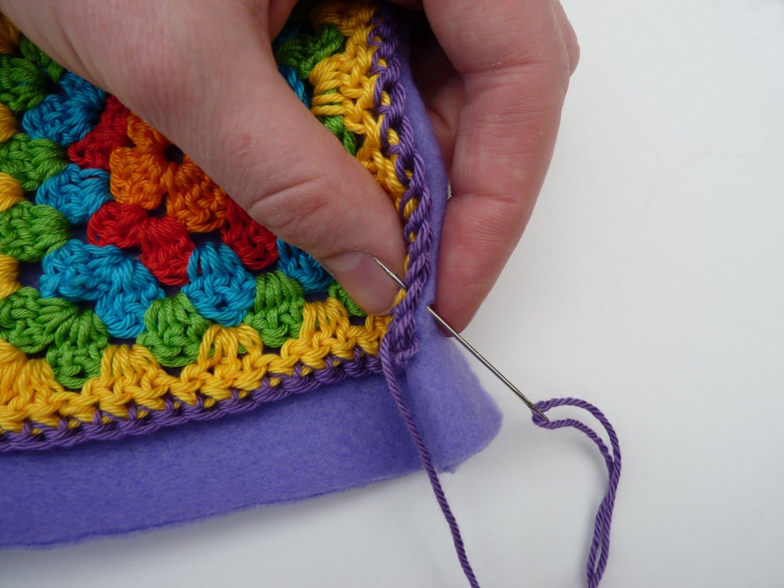 Crochet Book Cover Tutorial ~ The adventures of gingerbread lady tutorial fleece