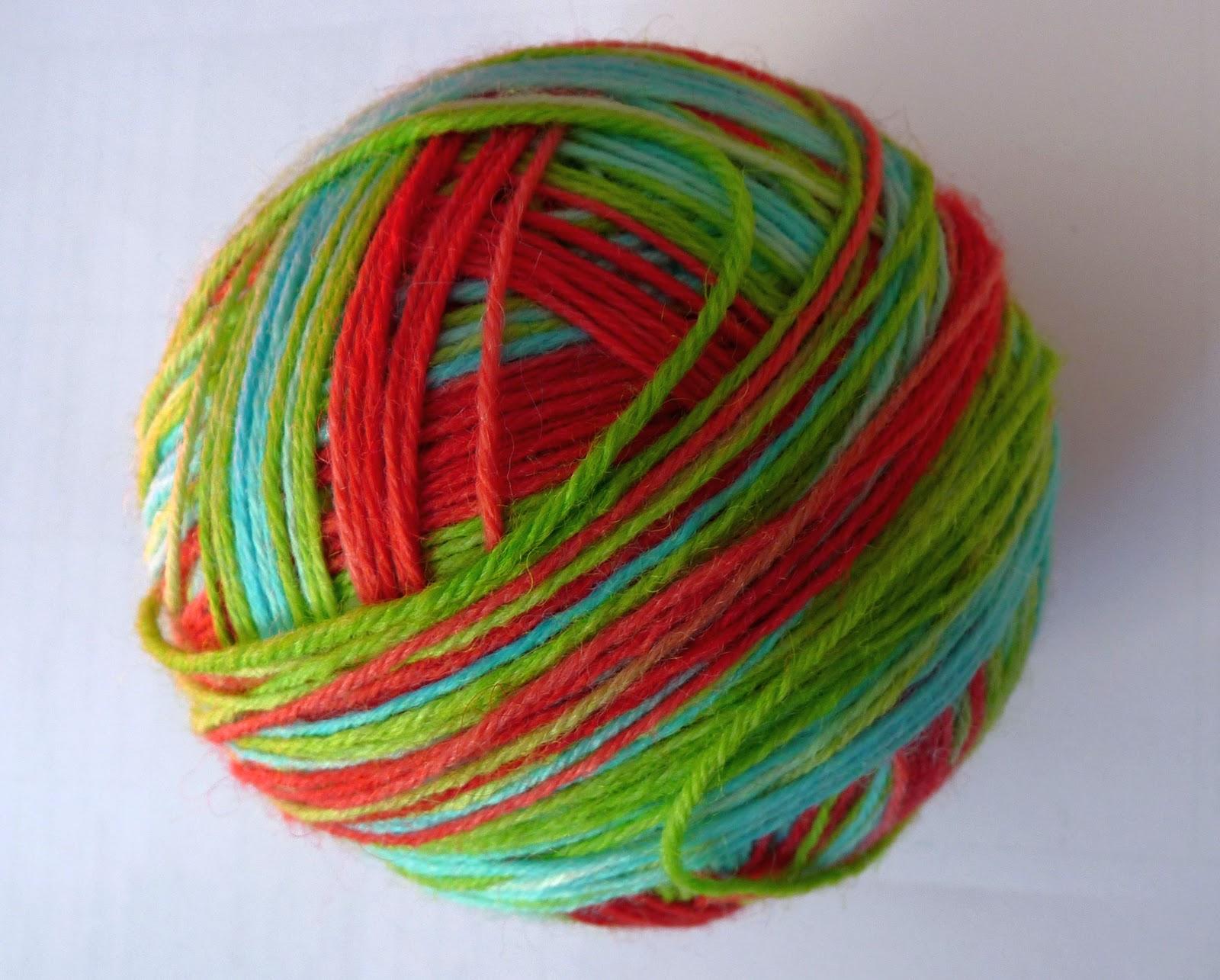 Подбор цветов для вязания