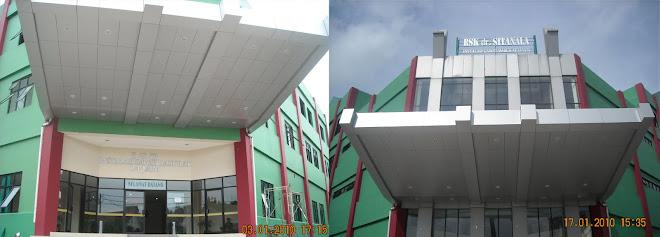 Proyek Pembangunan Gedung E RSK Sitanala