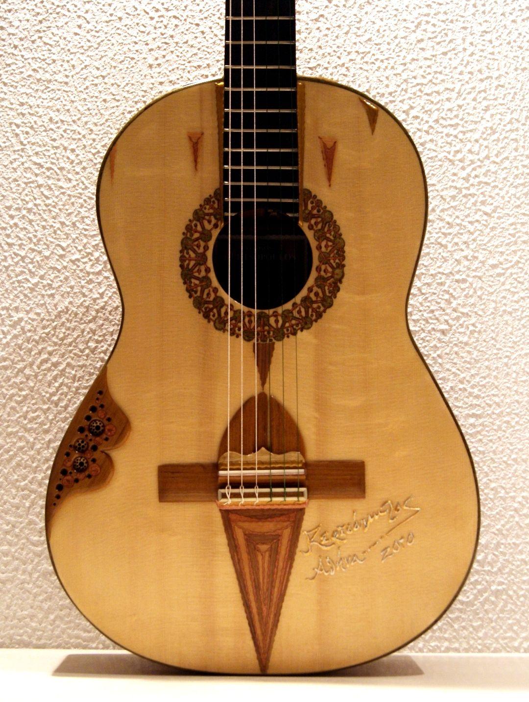 """""""Kertsopoulos"""" classical guitar 2010"""
