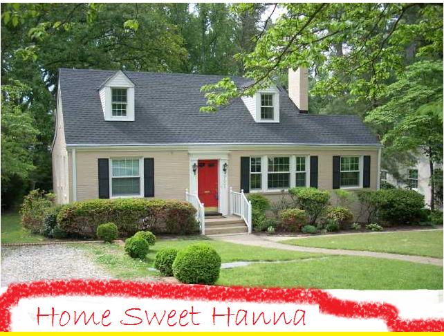 Home Sweet Hanna