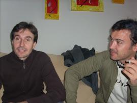 Juan y David