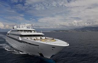 Lauren L Mega Yacht