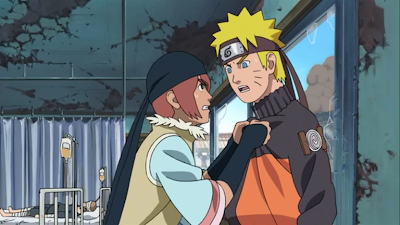 Naruto Shippuuden Movie 2 Wallpaper 1